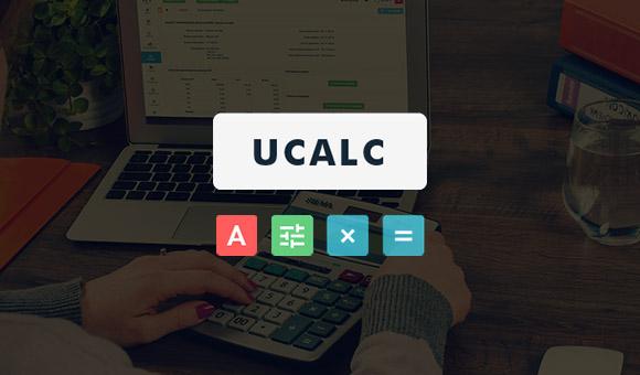 Создать онлайн-калькулятор в сервисе uCalс