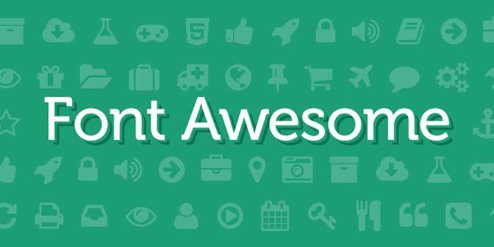 Установка кнопки Вверх с иконками Font Awesome