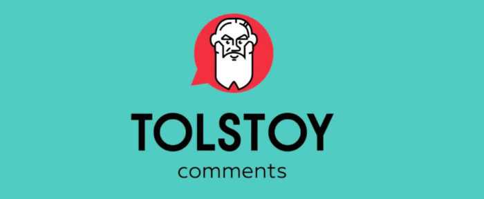 Tolstoy comments
